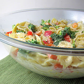 Broccoli Ranch Pasta Salad