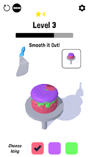 Download Icing Master 3D - Fun casual cake making game For PC Windows and Mac apk screenshot 7