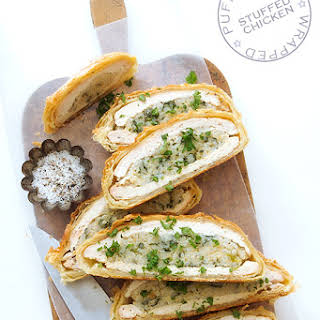 Puff Pastry Chicken Mince Recipes.