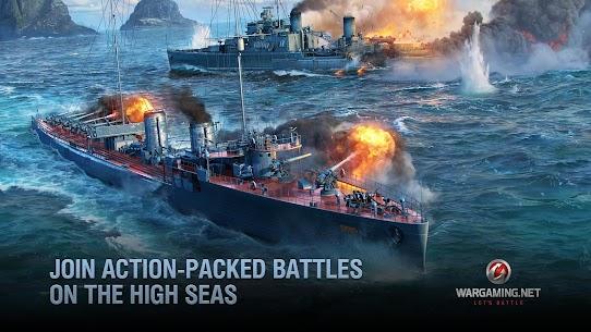 World of Warships Blitz: Gunship Action War Game 2