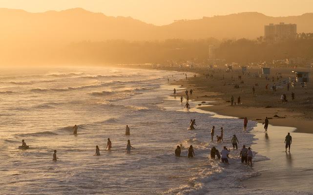 Solstice in Santa Monica di Marco Tagliarino