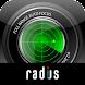 radius Smart Find〈カメラ自撮りにおすすめ〉 - Androidアプリ