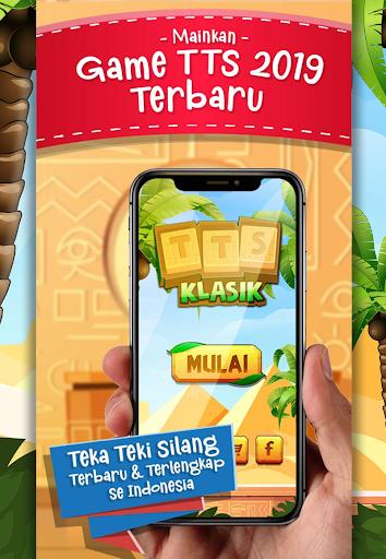 TTS Klasik - Teka Teki Silang Indonesia 2020 apkpoly screenshots 11