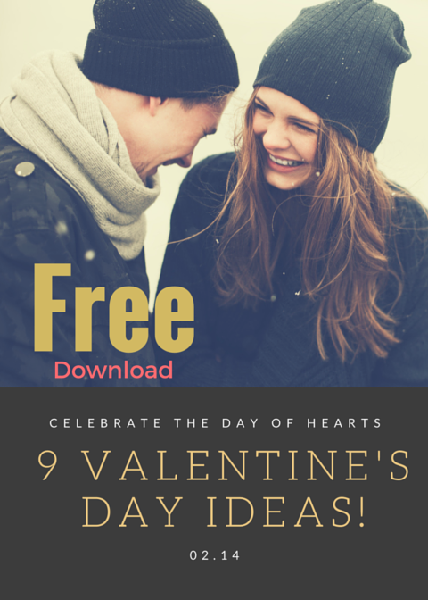 Download Ideas for Valentine's Day