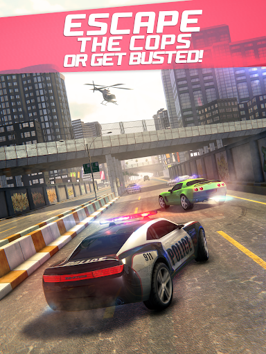 Highway Getaway: Police Chase  screenshots 14