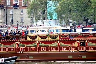 Photo: Diamond Jubilee Thames Pageant