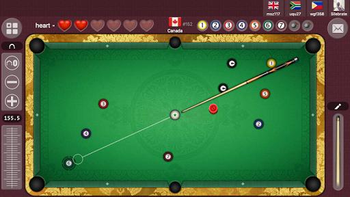 8 ball billiards Offline / Online pool free game apktram screenshots 3