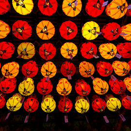 *** by Steven De Siow - Abstract Patterns ( abstract art, abstracts, abstract, abstract photography, lanterns,  )