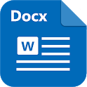Docx Reader - Word, Document, Office Reader - 2020 icon