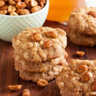 Honey-nut Oatmeal Cookies