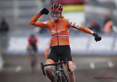 """Geloof in en focus op zichzelf aan de basis van wereldtitel Fem van Empel: """"Ik mag meer dan trots zijn op mezelf"""""""