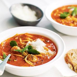 Chicken Spaghetti With Tomato Soup Recipes
