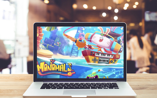 Monomals HD Wallpapers Game Theme