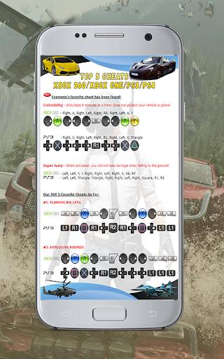 Cheats GTA 5 1.0 screenshots 2