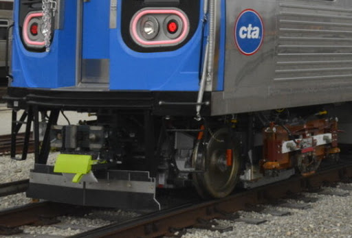 Electric slide? CTA says 'L' braking system isn't to blame for wheel flats, noise