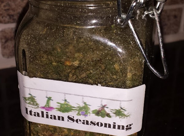 Mix all ingredients together.Store in a jar with a rubber washer or airtight container.