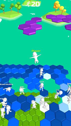 Do Not Fall .io 1.7.5 screenshots 2