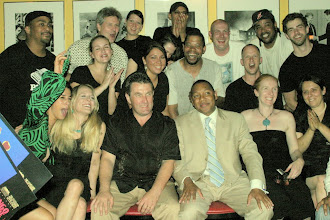 Photo: The staff of Nighttown with Wynton Marsalis (front row, center). That's Brendan Ring, owner of Nighttown, to the left of Marsalis, Derdriu Ring on the right of Marsalis and Alyce Hrabak on the furthest right (Rodescu Hopkins Cleveland School of the Arts PHOTO Department copyright 2007)