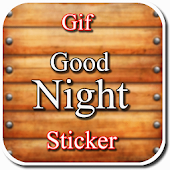 Gif Good Night Stickers