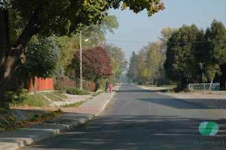 Photo: Remont ul. Kolejowej w Słomnikach