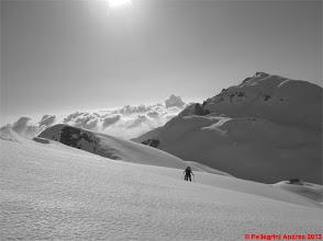 Photo: IMG_2274 marco e la neve BIANCONERO