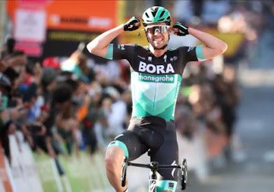 Tour du Pays Basque : Schachmann (Bora-Hansgrohe) remporte la première étape, Dylan Teuns 12e