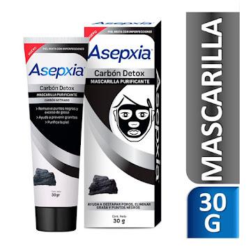 Mascarilla Asepxia