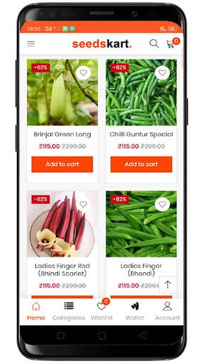 Seedskart : Buy seeds online | seeds ugaoo 4.0 screenshots 3