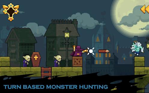 Turn Undead 2: Monster Hunter 9
