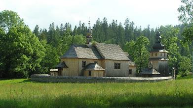Photo: D6140320 Zubrzyca - Skansen