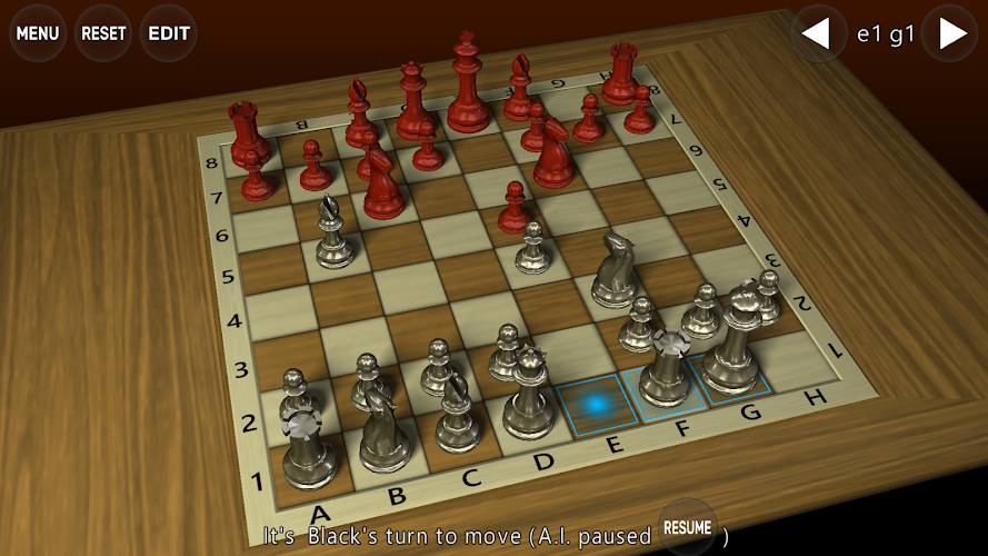 Download 3D Chess Game APK latest version game by A Trillion