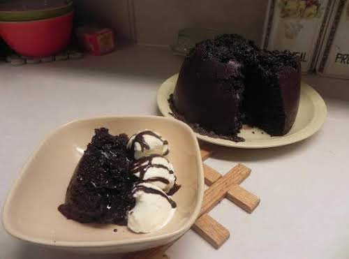 Click Here for Recipe: Crock Pot Cake The smell of this cake...