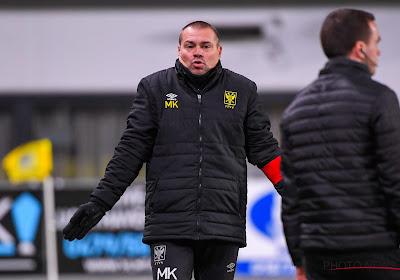 OFFICIEEL: Milos Kostic niet langer coach van STVV