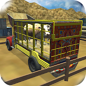 Eid Animal Transport Cargo Truck Simulator 2017