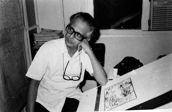The cockeyed vision of RK Laxman
