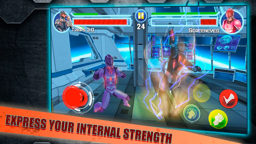 Steel Street Fighter ud83eudd16 Robot boxing game 3.02 screenshots 3