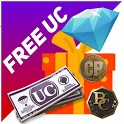 Win Free RoyalPass UC,CP,BC,Diamond and Elite Pass icon