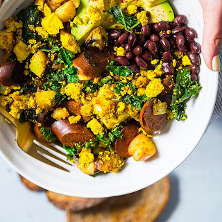 Farmer's Tofu Scramble.