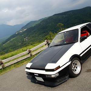 スプリンタートレノ AE86 GT-APEX 昭和62年3月生のカスタム事例画像 拓人さんの2019年08月16日13:03の投稿