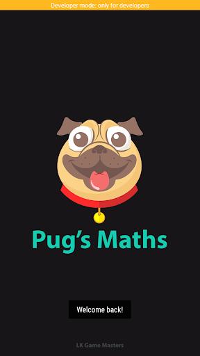 Pug Maths screenshot 1
