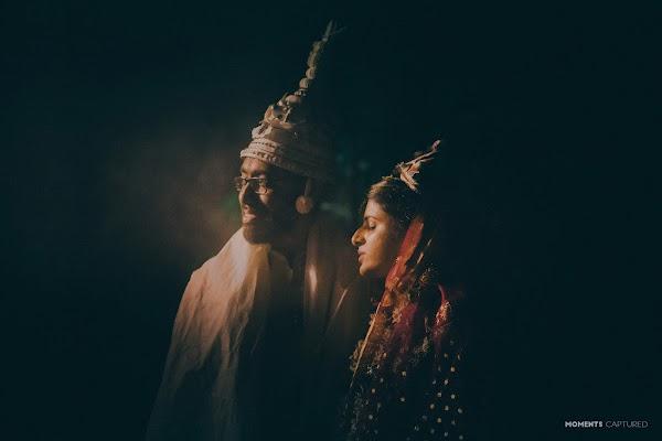 Wedding photographer Saikat Sain (momentscaptured). Photo of 07.02.2018