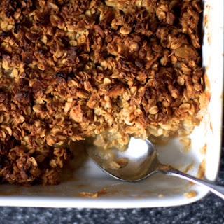 Honey Apple Crisp Dessert Recipes