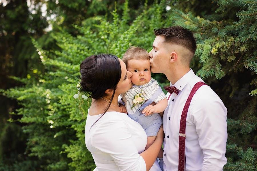 Wedding photographer Miroslav Frühauf (miroslavfruhauf). Photo of 15.07.2019