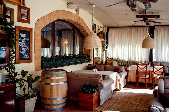Фото №7 зала Nonna Mia на Бабушкиной