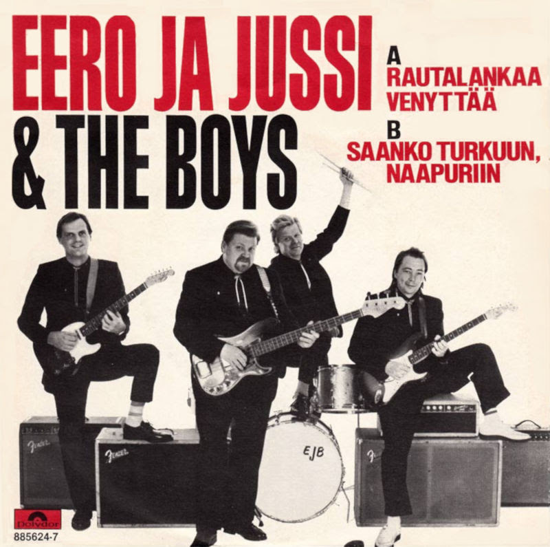 Jussi & The Boys