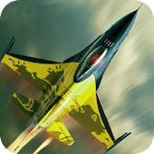 F18 War Wings: Jet Fighter Airplanes Air Combat 3D