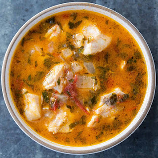 Quick Easy Fish Stew Recipe