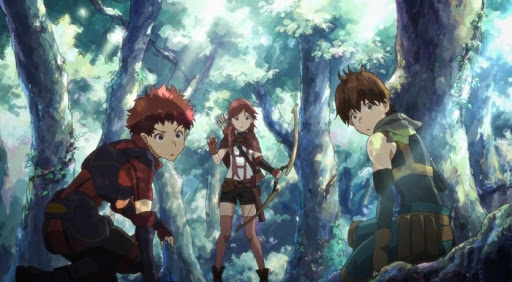 Vídeo promocional musical del anime Hai to Gensou no Grimgar