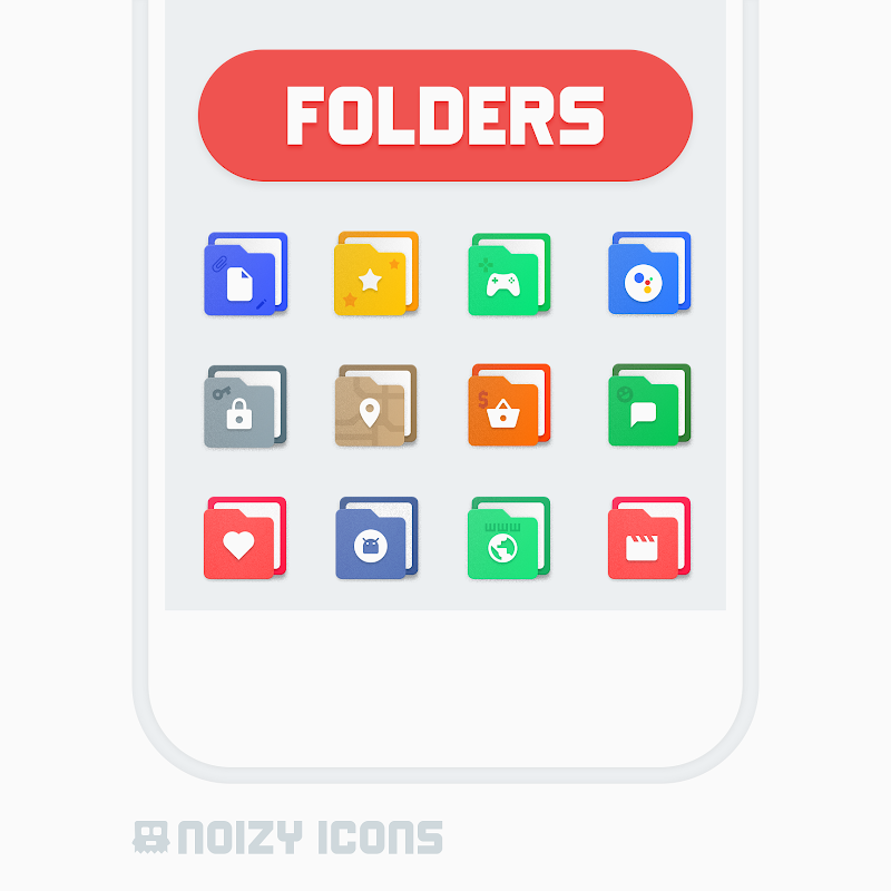 Noizy Icons Screenshot 4