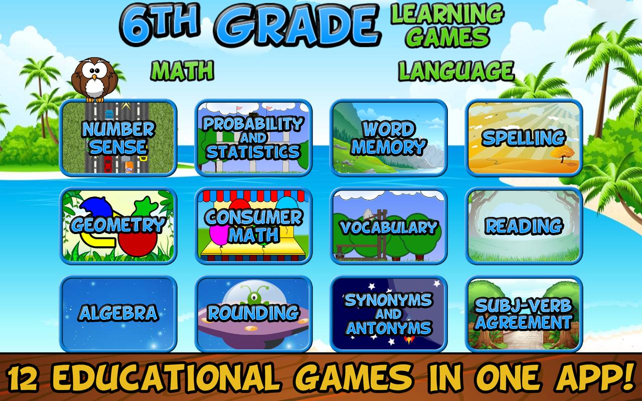 Attractive Good Math Websites For 6th Graders Vignette - Worksheet ...